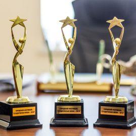 Награды и достижения