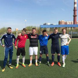 Футбольные игры в рамках Универсиады 2018 г. от Спорт Комитета г.о. Подольск
